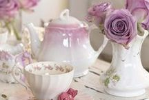 ~Adele's Tearoom at Purple Lane~ / pin as many as you like
