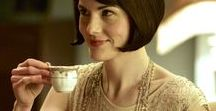 ~Tea at Downton Abbey~ / Pin as many as you like