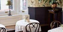 ~Mrs T. Potts Tearoom~ / Pin as many as you like