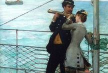 ~Romance On The Titanic~ / Pin as many as you like