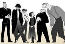 Character Design / Characters and all that jazz! *click click*