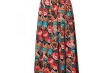 LaDoubleJ Vintage Skirts & Pants / Shop Vintage Clothing and Jewelry on www.LaDoubleJ.com. Worldwide Shipping. Shop Now!