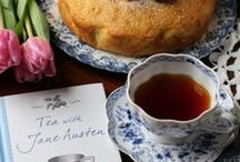 ~Tea With Jane Austen~ / pin as many as you like