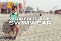 Women's Plus Swimwear / by Free Country