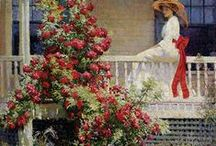 ~The Lady Of Red Rose House ~ / Pin as many as you like