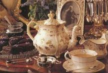 ~Tea With Lady & Earl Grey~ / pin as many as you like