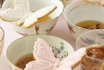 ~Tea In The Butterfly Garden~ / pin as many as you like