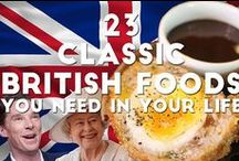English Food and Food in English!