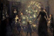 ~Christmas At Barton Hall~ / pin as many as you like