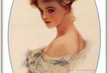 ~Miss Georgiana's Blue Boudouir~ / PIN AS MANY AS YOU LIKE