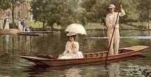 ~Take Me On A Romantic Boat Trip ~ / Pin as many as you like