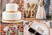 Industrial Wedding / Industrial wedding ideas