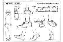 Makegoodart / Y I can't draw shoes