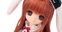 Azone International dolls