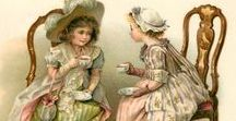 ~Amelia's Vintage Teaparty~ / NO PIN LIMITS