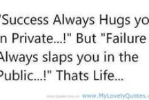 True Life Quotes & Sayings / Everyone needs to follow some morals to love life.