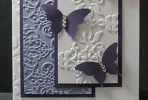 Stampin' Up! Punches - Elegant Butterfly / Cards & Projects using the the Stampin' Up! Elegant Butterfly Punch.
