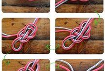 Knots and bracelets