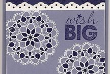 Stampin' Up! Delicate Doilies