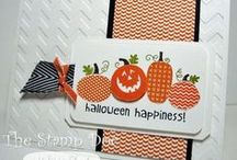 Stampin' Up! Halloween Happiness