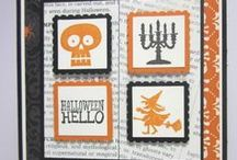 Stampin' Up! Halloween Hello