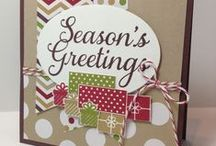 Stampin' Up! Joy to the World
