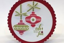 Stampin' Up! Christmas Collectibles