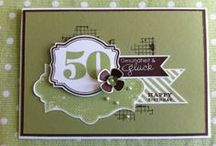 Stampin' Up! Morning Post Numbers