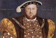 Tudors - Henry VIII / by Shelley Jodoin