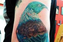 Tattoos from Downunder / We're the world's most tattoo'd nation and proud to be. Here's a slice of the action.