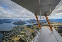 Holiday destinations New Zealand / So many places to choose from. Here's just a sample.