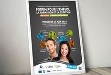 Affiches/Flyers
