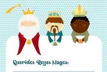 Cartas Reyes Magos