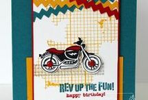Stampin' Up! Rev Up the Fun