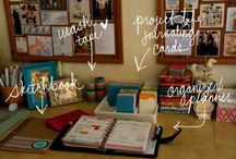 Franklin-Convey/Filofax Organization / Creative uses and ideas to incorporate with Franklin-Covey and Filofax. To assist in reaching goals especially personal goals. / by Sylvia