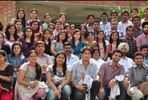 School of Dental Sciences - Group Photos / Students from school of dental sciences, sharda university posing for a group photo session and for life time memories.