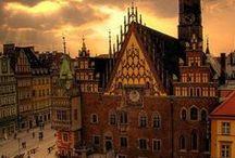 Wrocław (WrocLove) / Naszym zdaniem najpiękniejsze miasto w Polsce :) Zapraszamy!