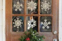 Snowflakes / Paper snowflakes