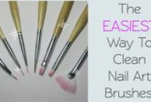 Nail Care How To's and DIY / This board is a collection of my videos showing nail care hints and tips, and nail polish DIYs