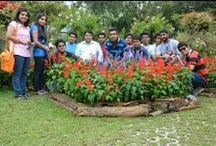 Sharda University Management Students on Educational Tour To Payap University, Thailand / Sharda University has tie ups with 60+ international universities for student exchange program. Under this, 40 BBA students have gone on an educational tour at Payap University, Thailand.