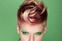 Naisten lyhyet hiukset - Short hair - Pixie cut / Lyhyet hiusmallit naisille