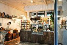Restaurants / Eco Fabrik conçoit et aménage des espaces uniques, esthétiques, confortables & fonctionnels en jouant avec les volumes, la lumière, le mobilier et les matériaux, tout en tenant compte des souhaits de nos clients.