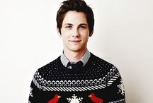 ★ Logan Lerman ★