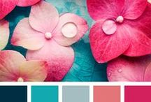 Kleurrijke combinaties