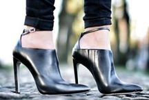 If The Shoe Fits / This is where our shoe obsession goes into overdrive.