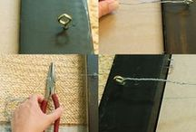 DIY Home Ideas / Do it yourself ideas for the home.