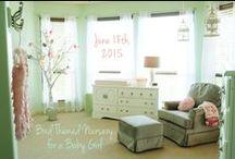 Baby Nursery Ideas / Ideas for nursery decor and style.