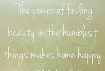Beautiful Quotes / Inspirational quotes about beauty and truth