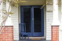 Arts and Crafts gardens / Garden design ideas for Ruth's new garden - with home attached - in Coburg North