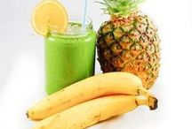 Recipes - Smoothies and Healthy Snacks